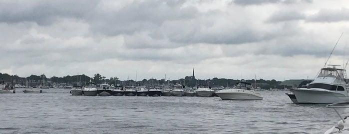 Chesapake Landing Marina is one of Annapolis.