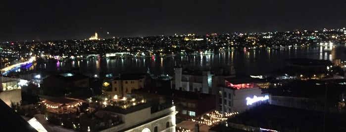 Soho House İstanbul is one of Turkey.