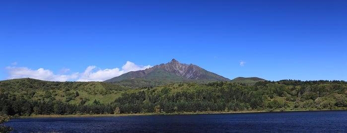 利尻山 is one of [todo] 稚内&利尻島.