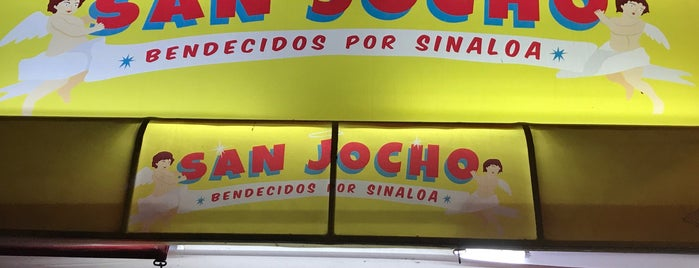 San Jocho is one of 150Roma.