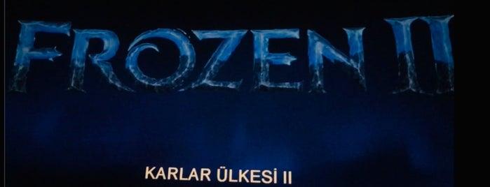 AKM Sinemaları is one of Lieux qui ont plu à Rıdvan.