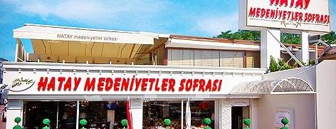 Hatay Medeniyetler Sofrası is one of Istanbul Culinary Adventures.