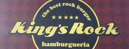 King's Rock is one of Posti salvati di Rodrigo.