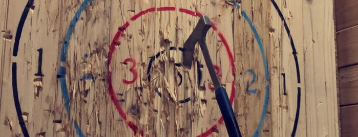 Social Axe Throwing® SLC is one of Salt Lake City.