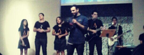 Igreja Adventista Do Progresso is one of Jeane : понравившиеся места.