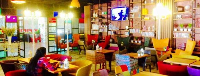 Cafe Extra is one of Lieux sauvegardés par Celâl.