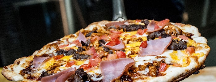 PYRO'S Fire Fresh Pizza is one of Memphis.
