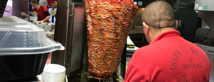 Tacos El Gordo is one of Orte, die Randy gefallen.