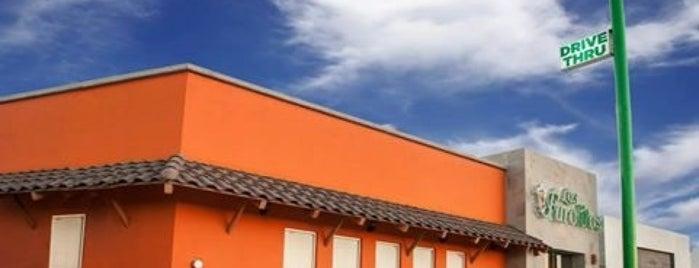Los Farolitos drive thru is one of Liliana : понравившиеся места.