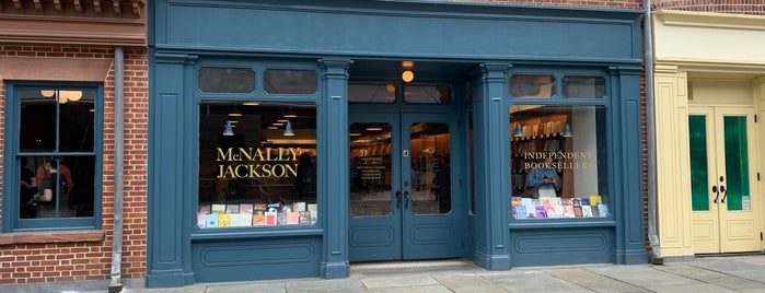 McNally Jackson is one of New York III.