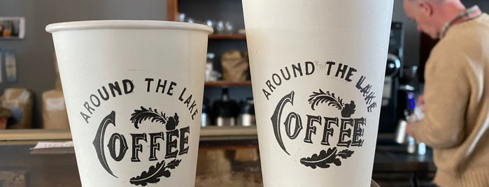 Around The Lake Coffee is one of 🚫 Permanently Closed.