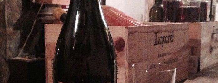 El Soplo is one of BCN Wine Bars.