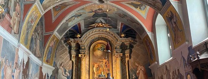 Keresztelő Szent János plébániatemplom is one of Budapest.