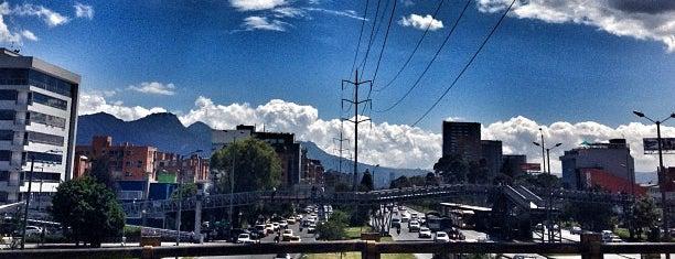 Puente Calle 127 Con Autopista is one of Posti che sono piaciuti a Juan Seba$tián.