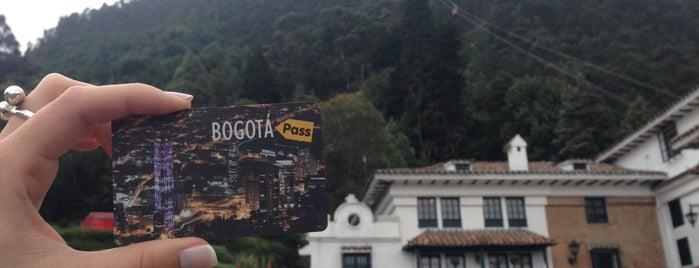Bogota Pass is one of Restaurantes Bogotá Pass.