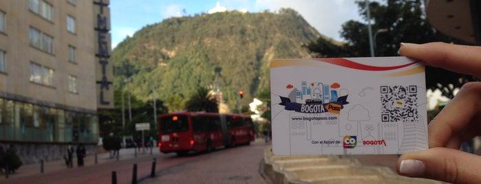 Bogota Pass is one of Hoteles en Bogotá Pass.