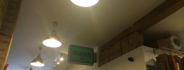Atakontu Store is one of Bilbao.