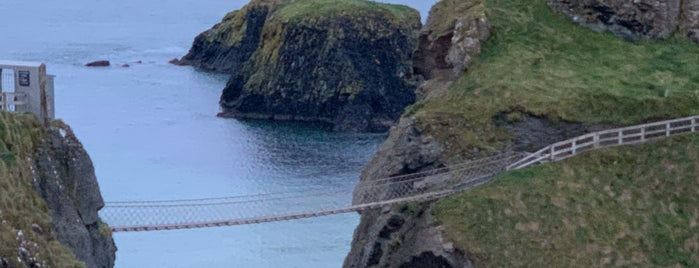 Carrick-A-Rede Rope Bridge is one of IRL Dublin.