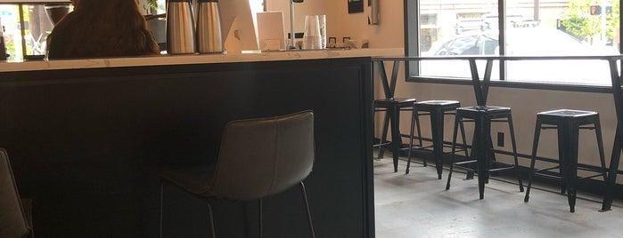 Evoke Coffee Co is one of Seattle To-Do's.