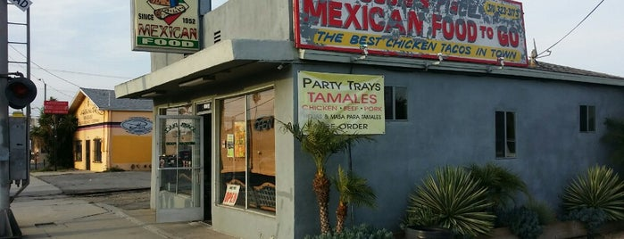 Josie's Place is one of Old Los Angeles Restaurants Part 1.