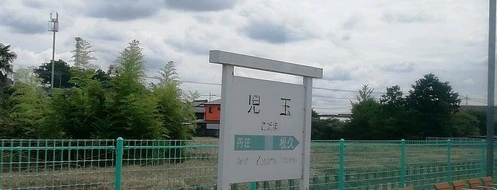 Kodama Station is one of JR 미나미간토지방역 (JR 南関東地方の駅).