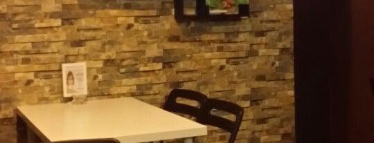 Via Fika Cafe is one of Makan2.