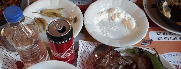Çamlıca et lokantası is one of Yolüstü Lezzet Durakları.