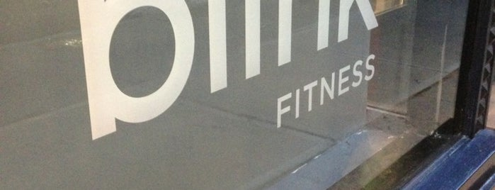Blink Fitness is one of Lieux qui ont plu à Jim.