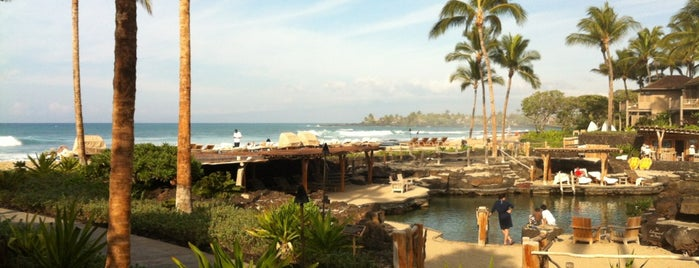 Four Seasons Resort Hualalai at Historic Ka`upulehu is one of Traveler's Choice 2012 - Top 25 Hotels in the U.S..