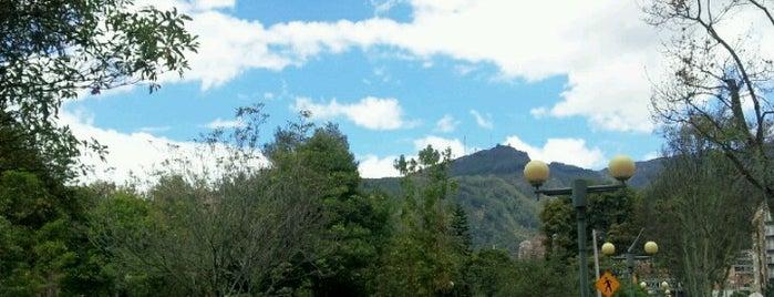 Parque El Virrey is one of Lugares para visitar en Bogotá :).