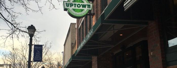 Uptown Brewing Company is one of Orte, die Christian gefallen.