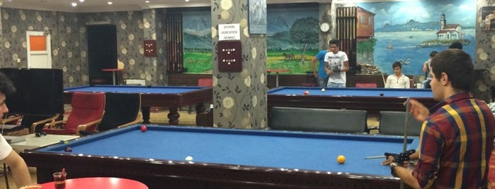 Aydın Bilardo & playstation is one of Lugares guardados de Dursun.