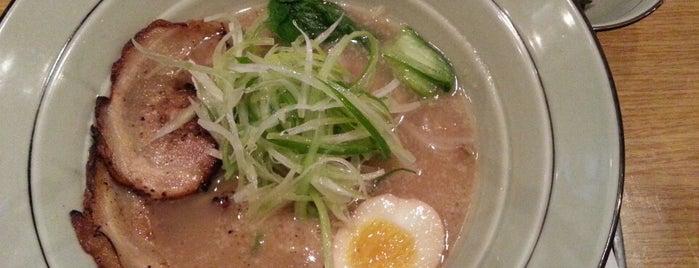 麵屋 三代目 is one of Expat Seoul - Eating.
