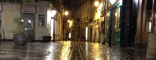 Rue des Rosiers is one of European Magic.
