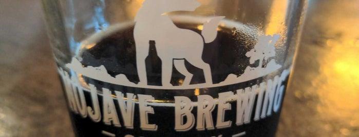 Mojave Brewing Company is one of Viva Las Vegas.