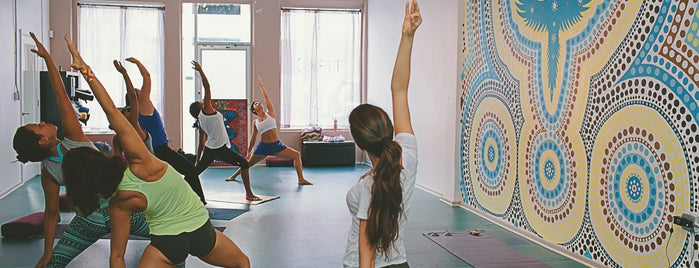 TRIO - Mind Body Spirit Studio is one of Great picks.
