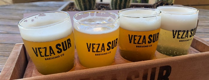 Veza Sur Brewing Co. is one of Miami.