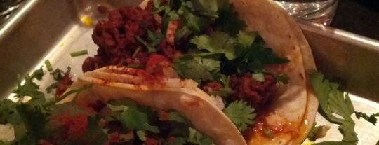 Cascabel Taqueria is one of Top NYC Foodie Spots.