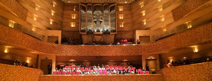 Mariinsky Theatre Concert Hall is one of Lugares favoritos de Tatiana.