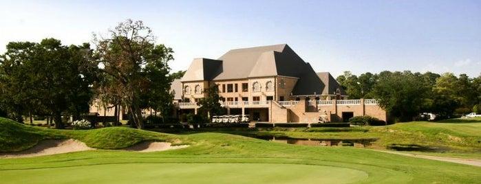 Raveneaux Country Club is one of Gespeicherte Orte von Heath.