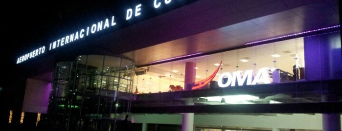 Aeropuerto Internacional de Culiacán (CUL) is one of Locais curtidos por Adriana.