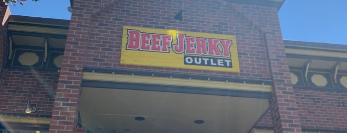 Beef Jerky Outlet is one of Breckenridge.
