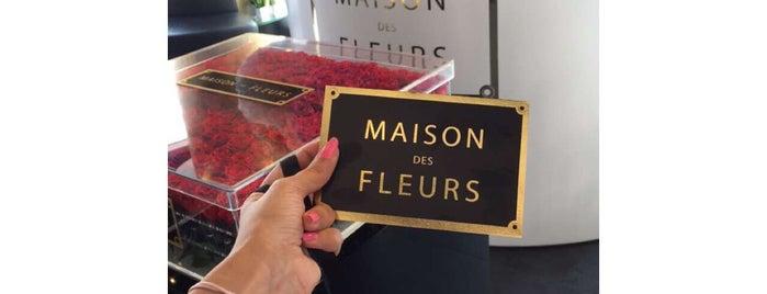 Masion Des Fleurs is one of Orte, die Liliána gefallen.