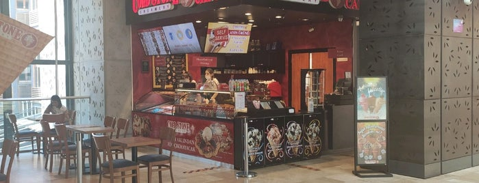 Cold Stone Creamery is one of Dondurma-Tatlı.