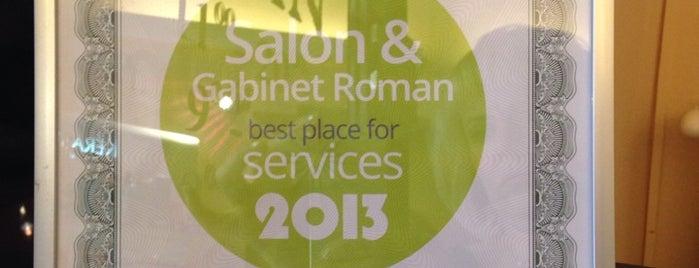 Hair & Beauty ROMAN is one of Krakow.