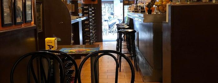 Café Parc Belmont is one of Barcelona.