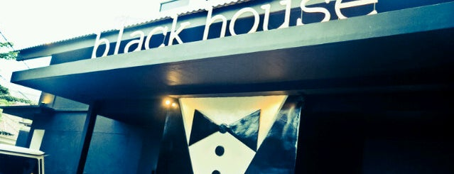 Black House is one of Djakarta, ID..