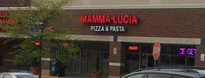 Mamma Lucia is one of Rachel : понравившиеся места.