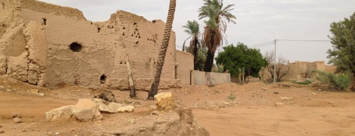 قصر العناقر is one of Riyadh Outdoors.