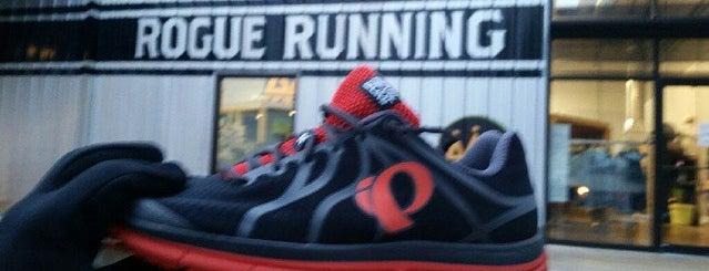 Pure Austin / Rogue Running is one of Austin's Rockin' Fitness Scene.